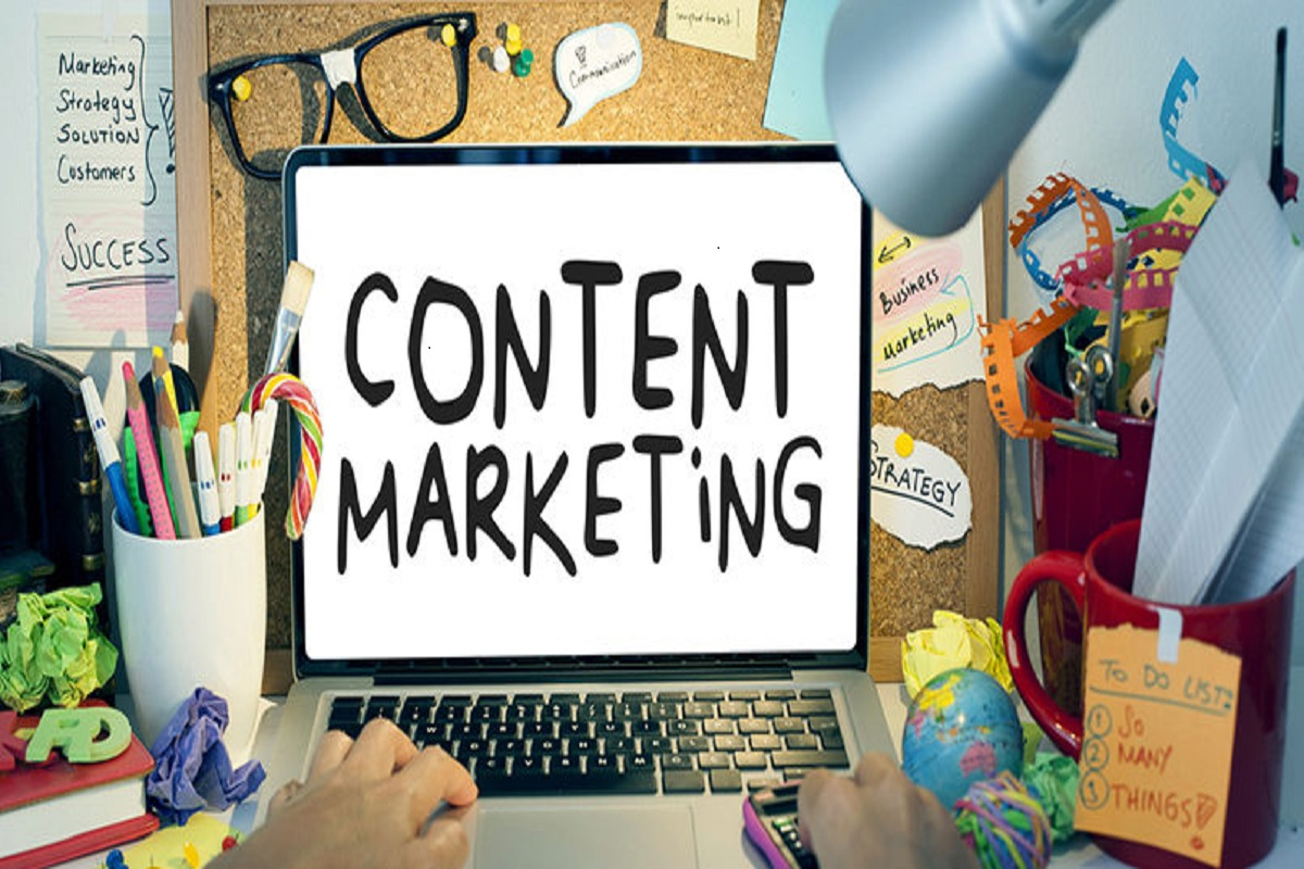 How to get traffic with content marketing