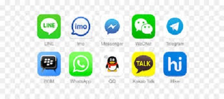 Instant messaging apps as advertising support for digital marketing