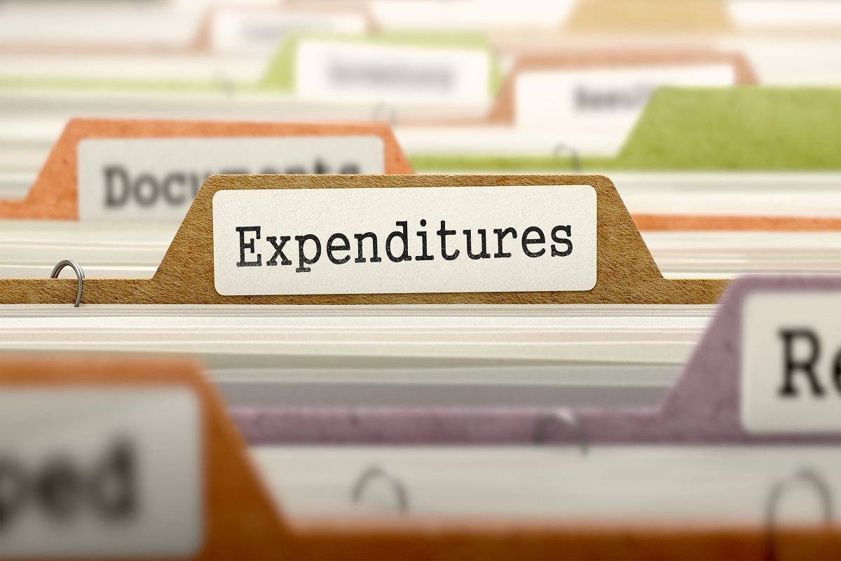 What is Expenditure ? It's Controls  and Measures.
