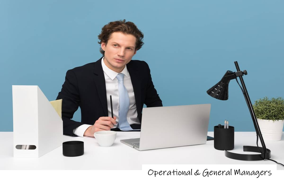 Operational and General Managers Jobs in 2020