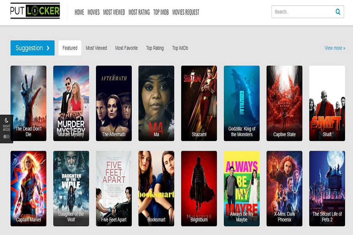 Putlocker – Watch Movies, Television Series, TV Shows Safely in 2020