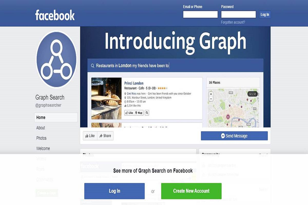 The Marketer's Guide to Facebook Graph Search