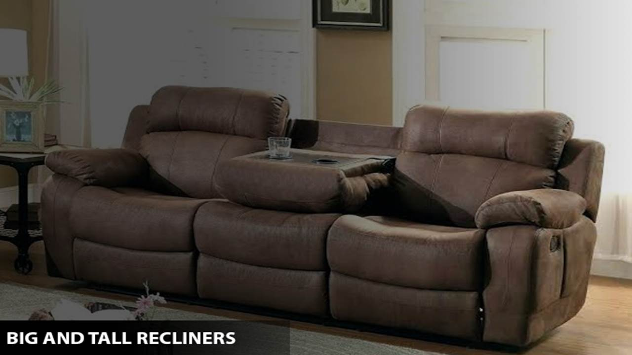 Buying Guide of Big And Tall Recliners in 2020 – Marketing2Business