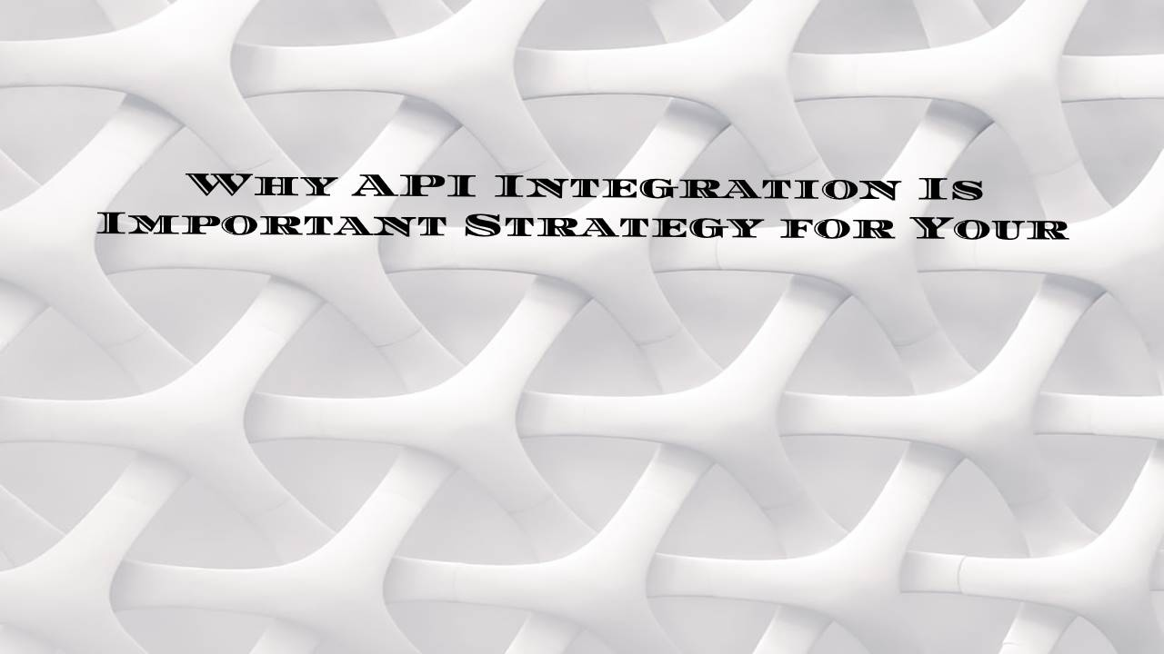 API Integration Is Important Strategy for Your Ecommerce Business