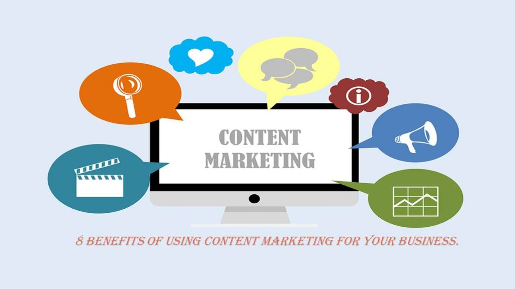 Content Marketing for Your Business.