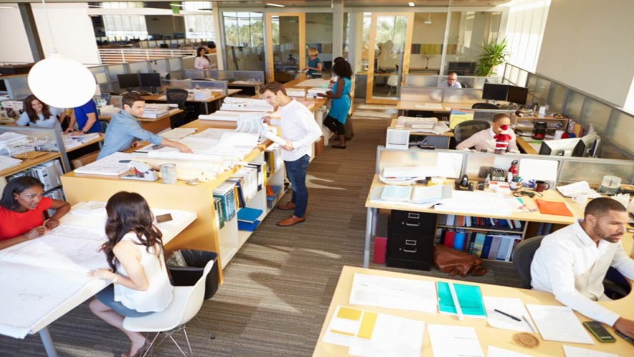 Is Open Office Environment Good For Your Startup?
