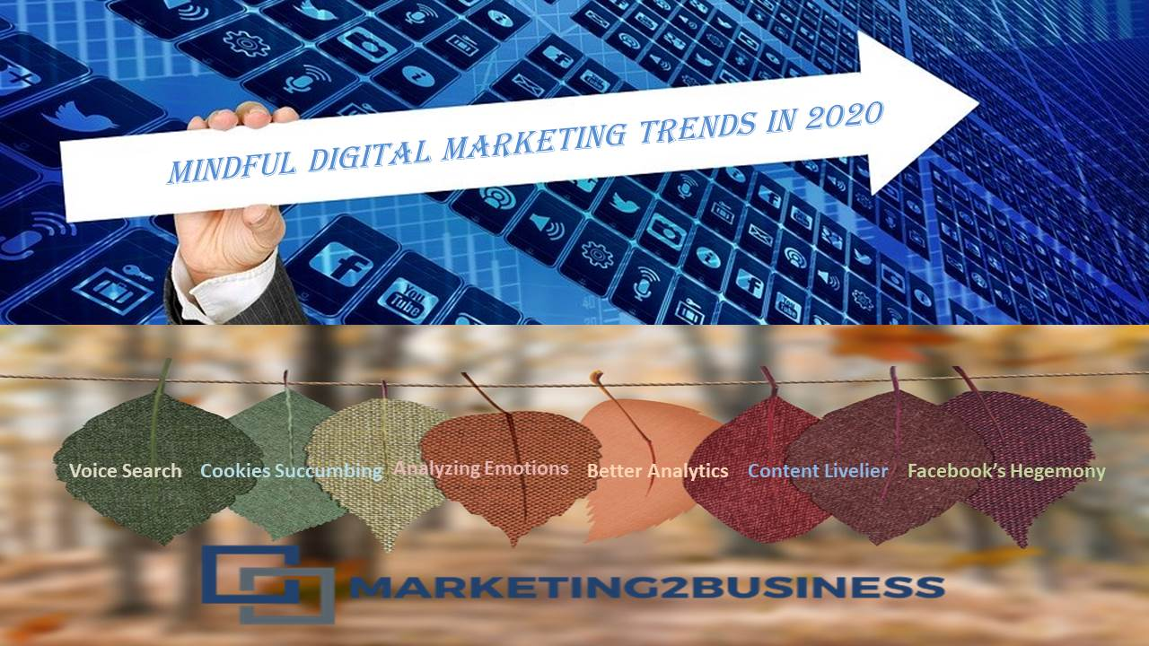 6 Digital Marketing Trends to be Mindful of in 2020