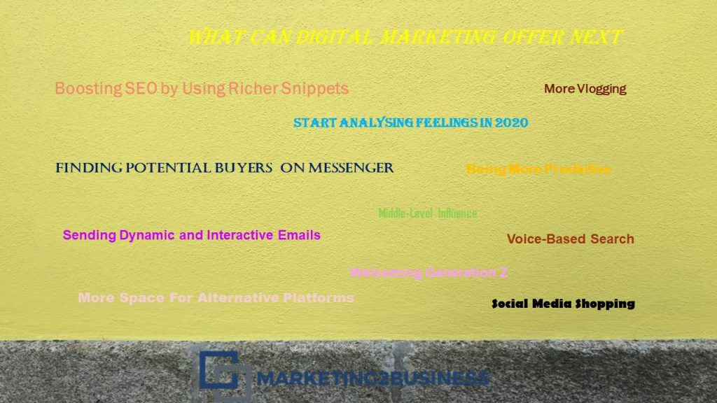 What Can Digital Marketing Offer Next