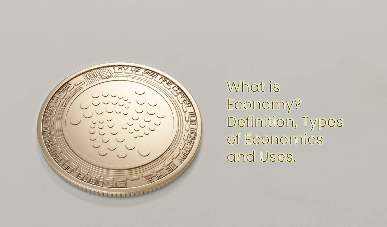 What is Economy? Definition, Types of Economics and Uses.
