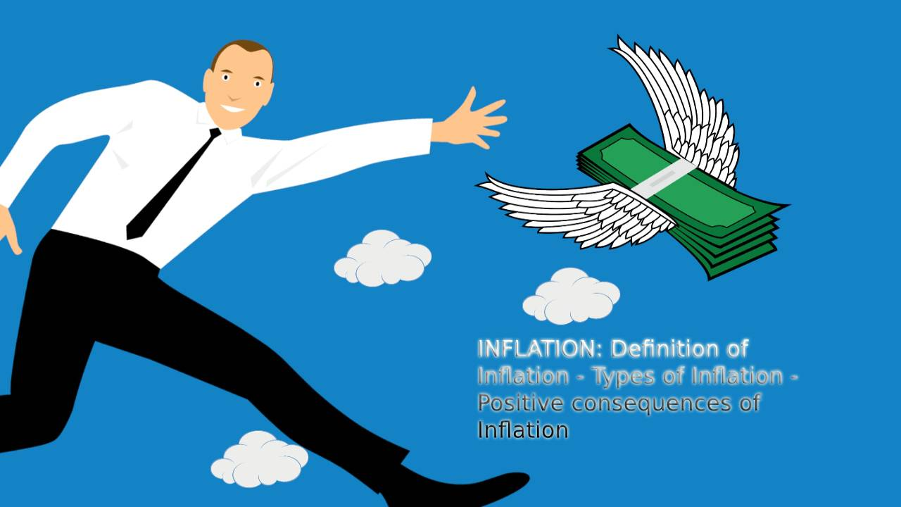 INFLATION: Definition-Types of Inflation-Consequences of Inflation