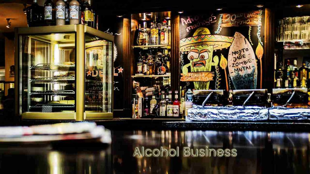 Alcohol Business