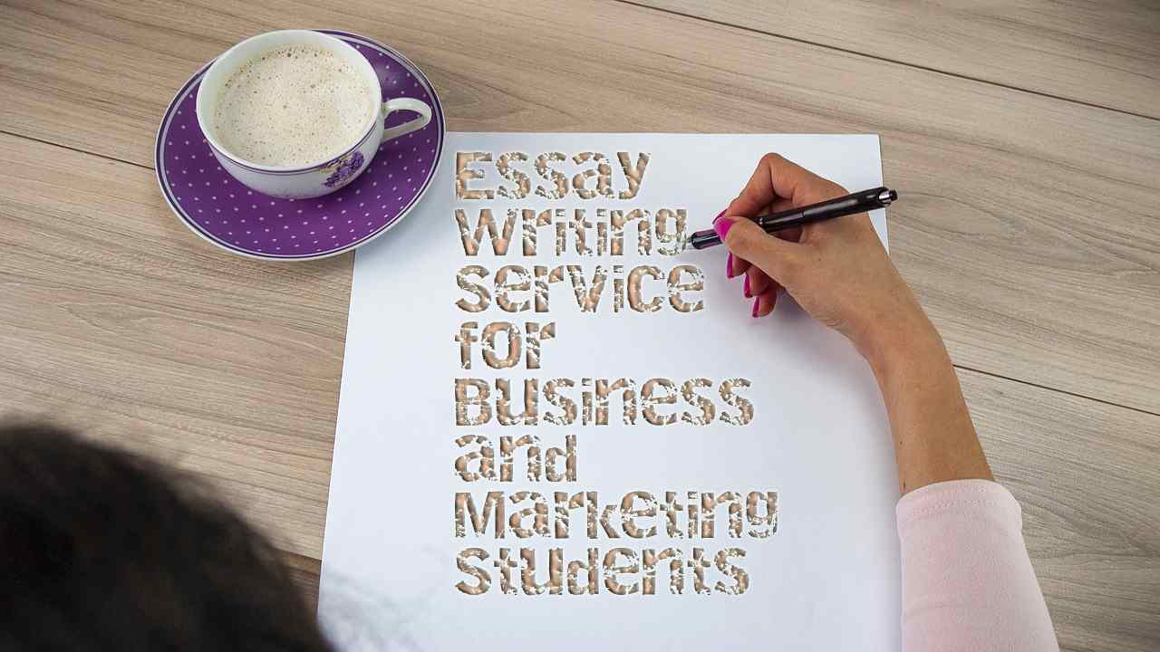 Essay Writing Service for Business and Marketing Students