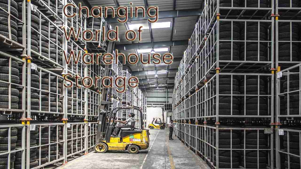The Changing World of Warehouse Storage and How to Stay Up to Date