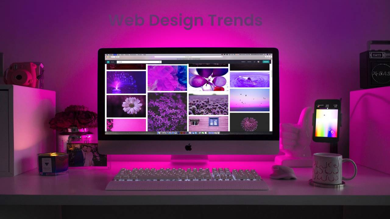 Top 10 Web Design Trends of 2020 by Marketing2Business