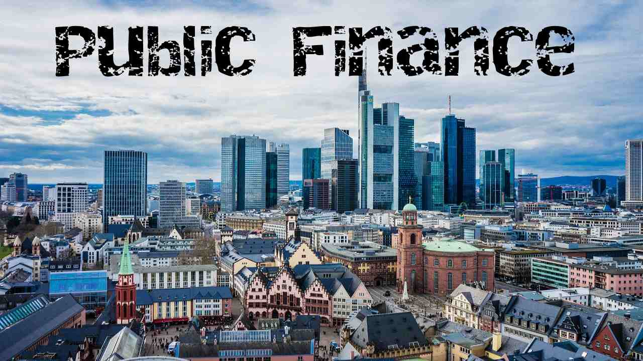 Public Finance – Definition, State Public Finance, And Eternal Discussion