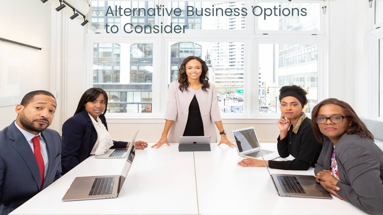 Four Alternative Business Options to Consider