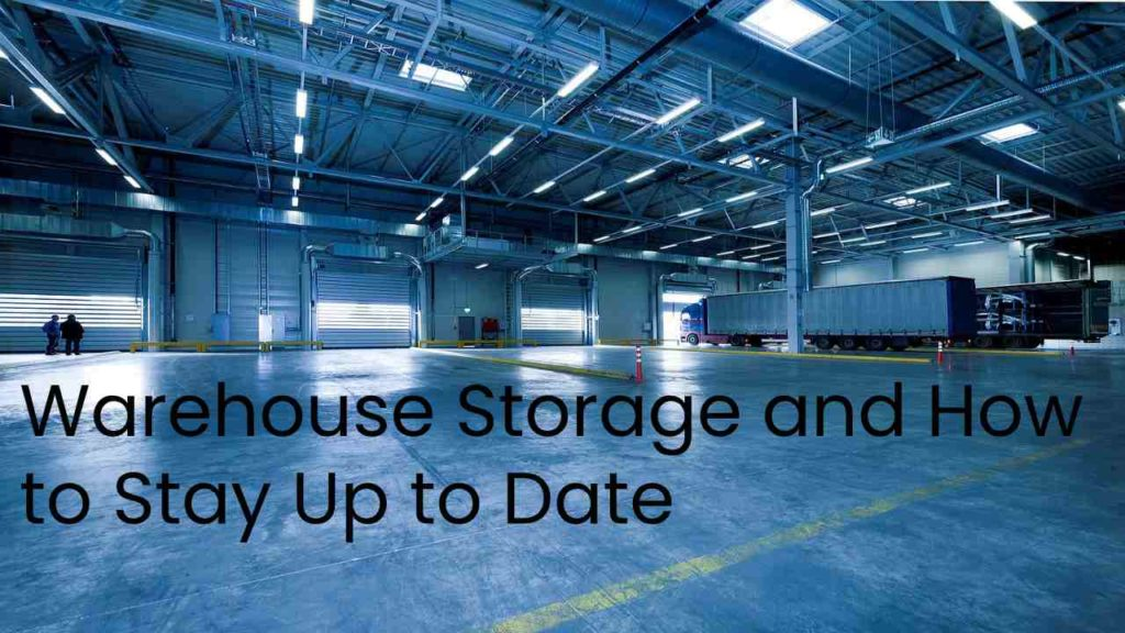 change warehouse storage
