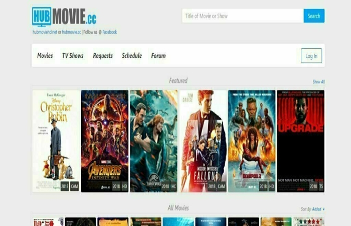 image result for hubmovie