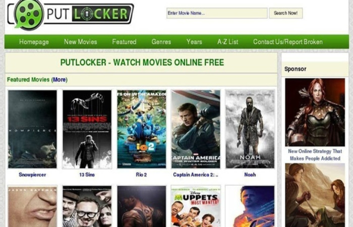 image result for putlocker - primeWire