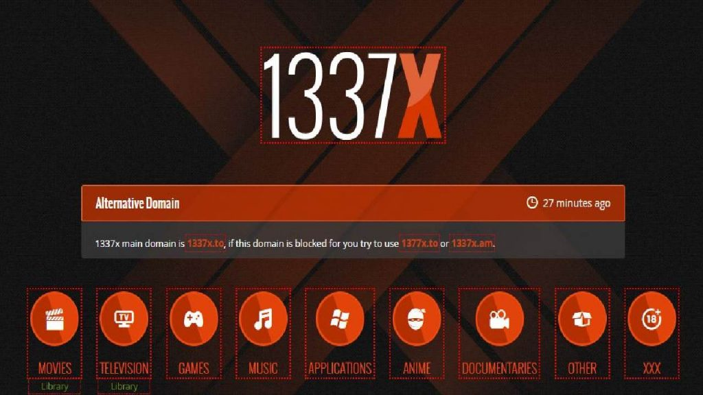 1337X a site like Torrentking alternatives