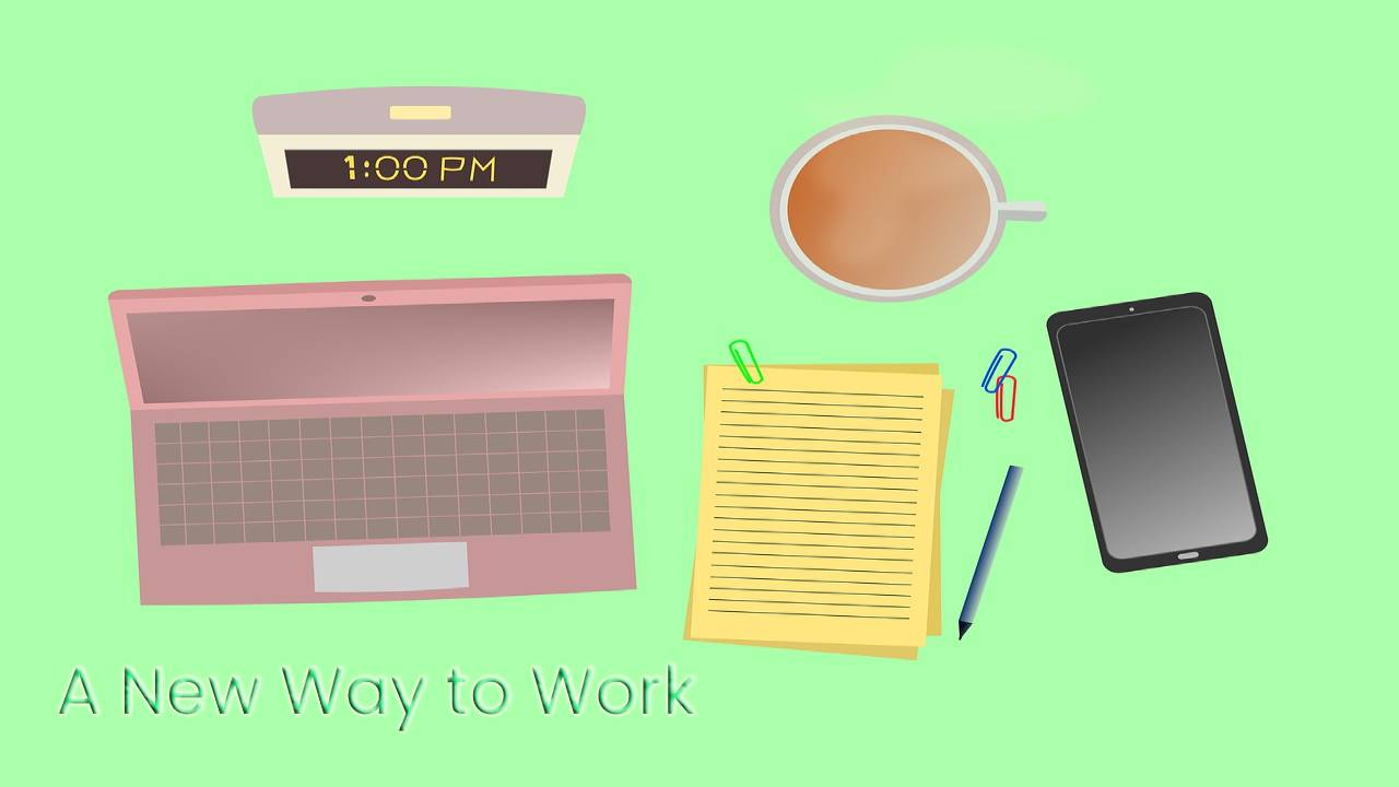 A New Way to Work: Do you Actually Need an Office?