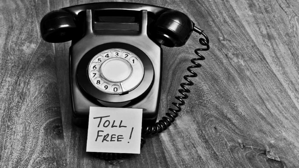 Get A Toll-Free 800 Number For Your Business