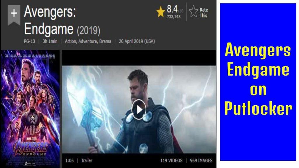 How to Download Avengers Endgame on Putlocker in 2020