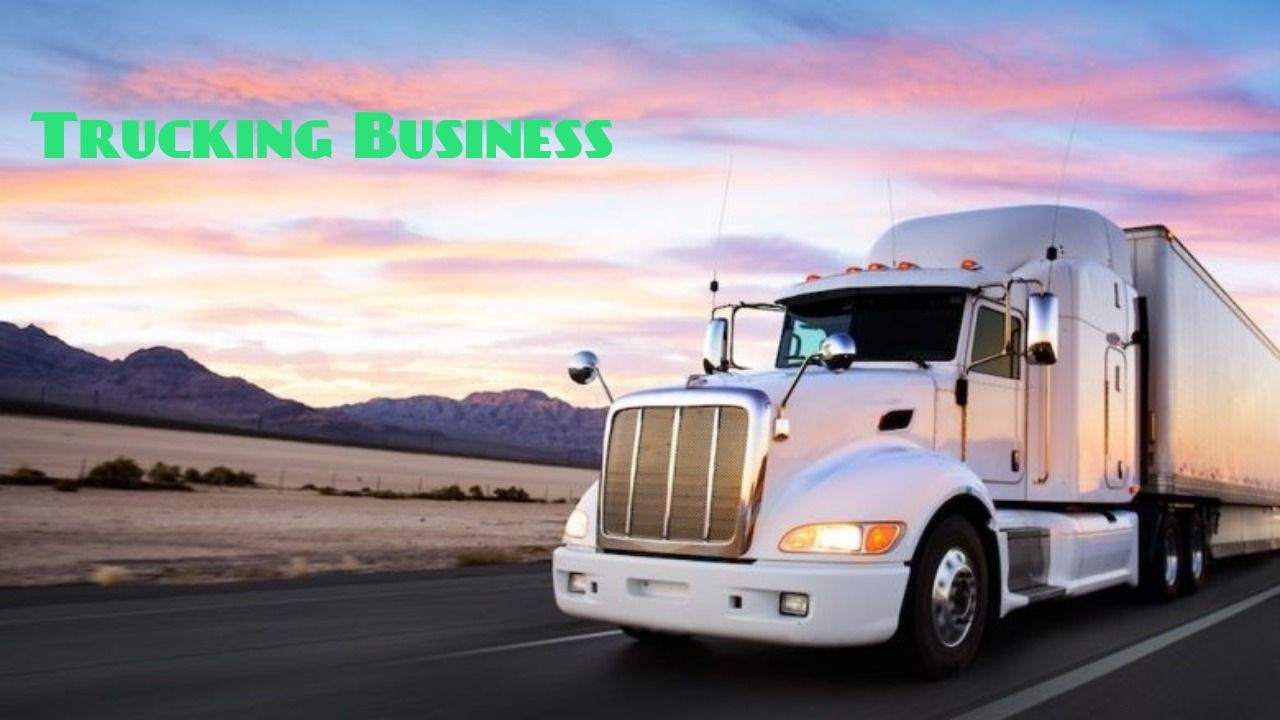 Real-Time Insights Help Drive Overall Efficiency In The Trucking Business.