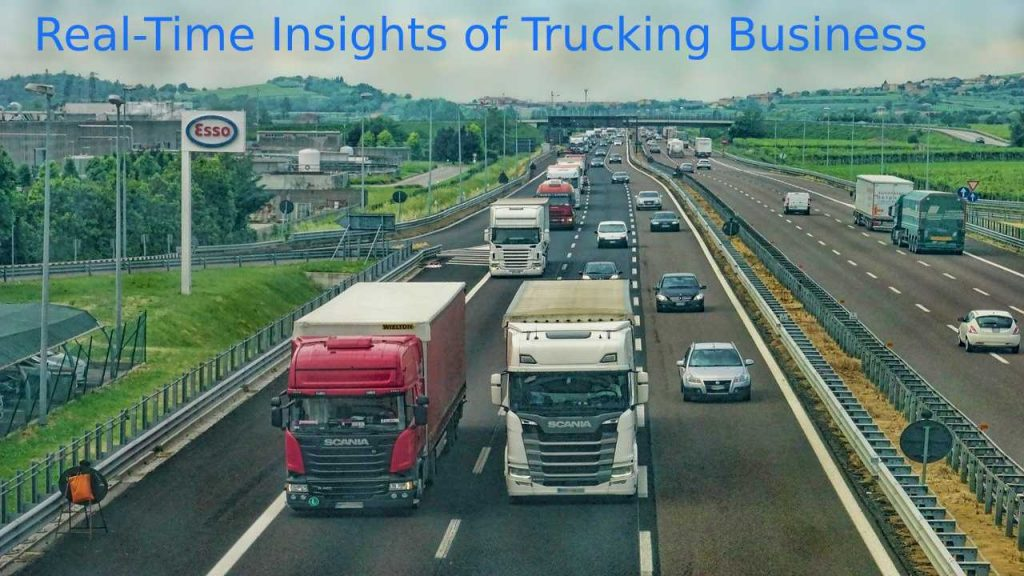 Transforming Logistics with Real-Time Insights