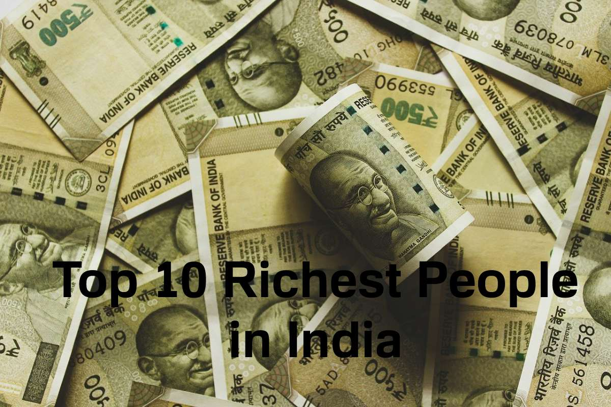 Richest Indians 2020 :- These Are The Top 10 Richest People in India