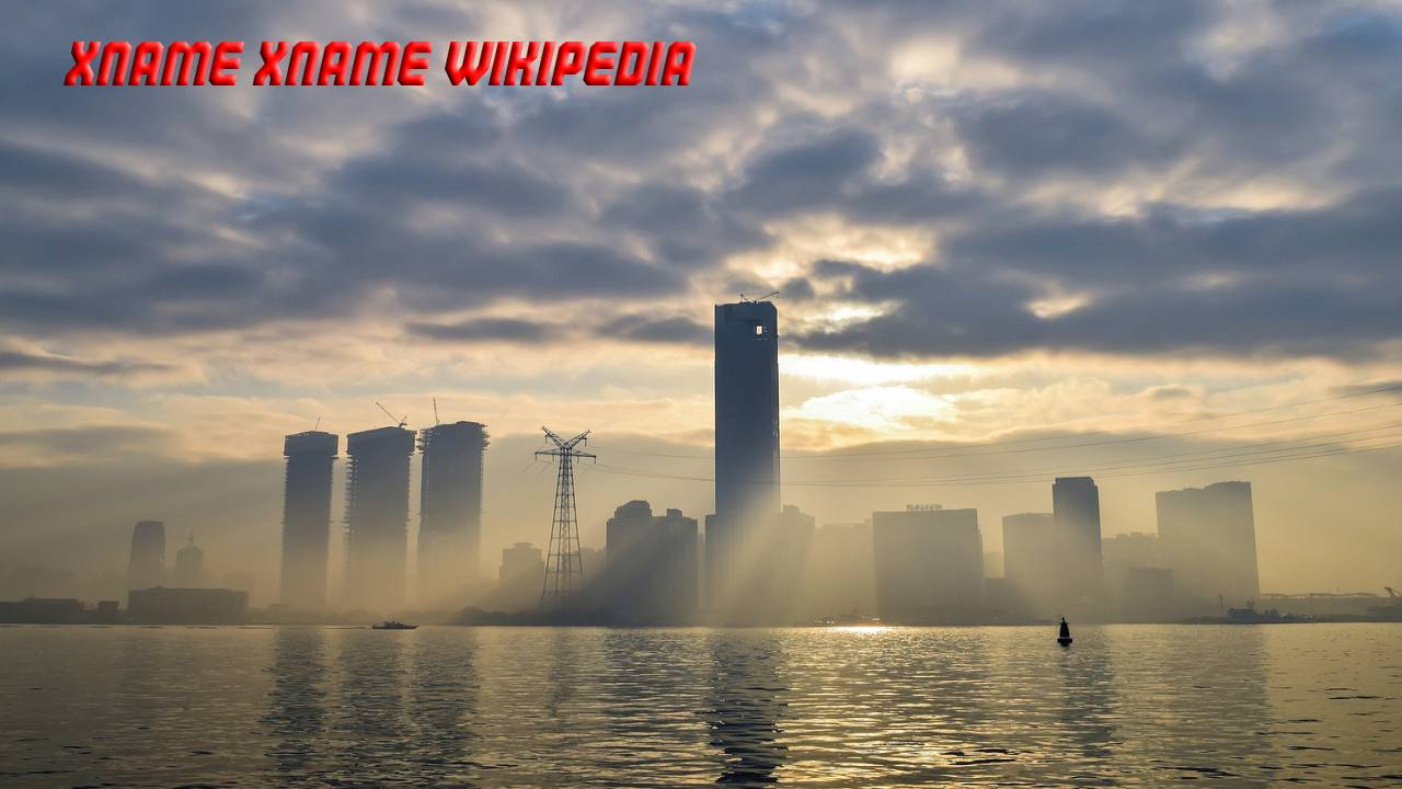 xname xname wikipedia | Lname | What is it, and How to Create it in NameSpace
