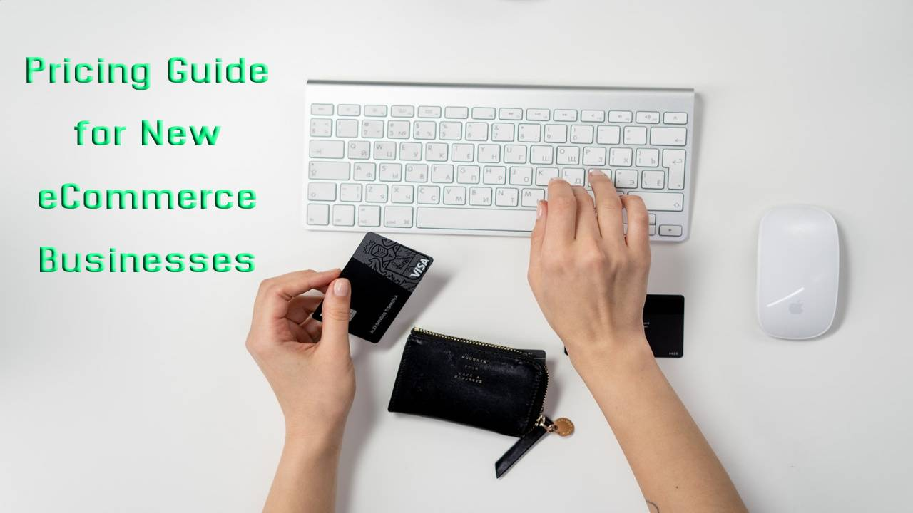 Pricing Guide for New eCommerce Businesses: Tips on How to Price Your Products