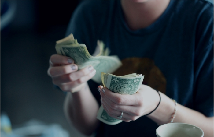 Think about your finances - Freelancer