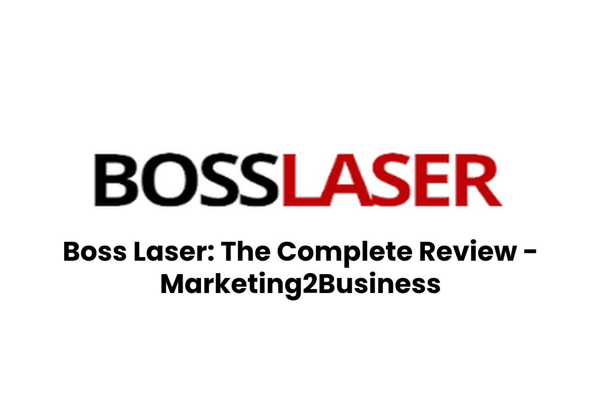 Boss Laser: The Complete Review