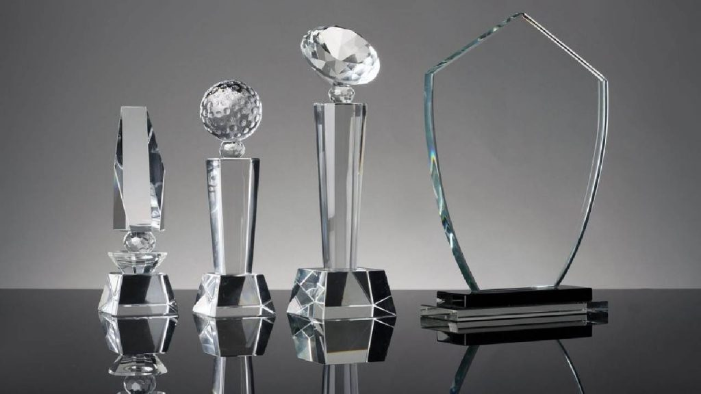 Crystal or Glass awards