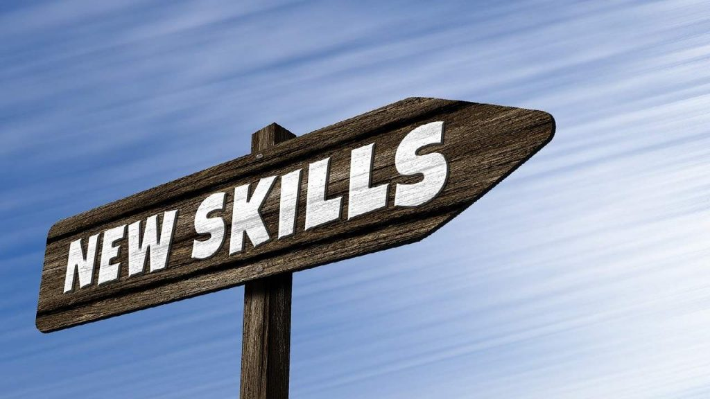 Find five of these marketing skills