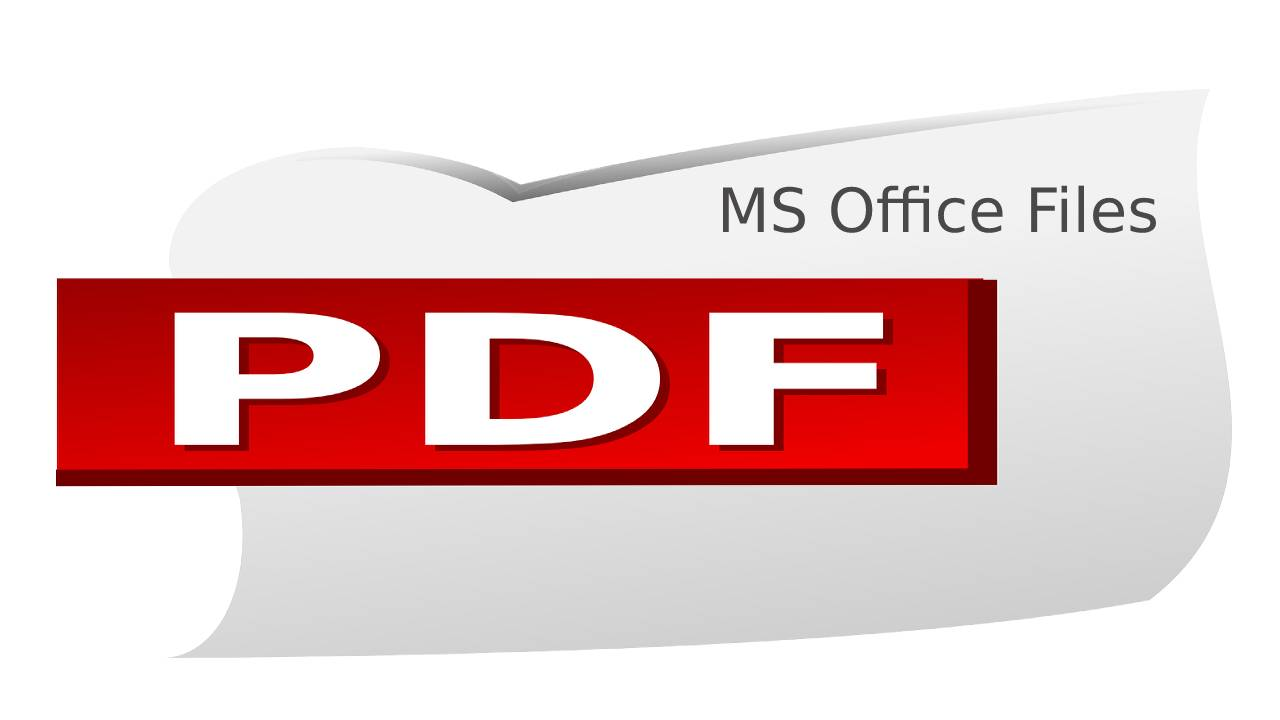 Get the Most Out of Your MS Office Files and PDFs with PDFBear