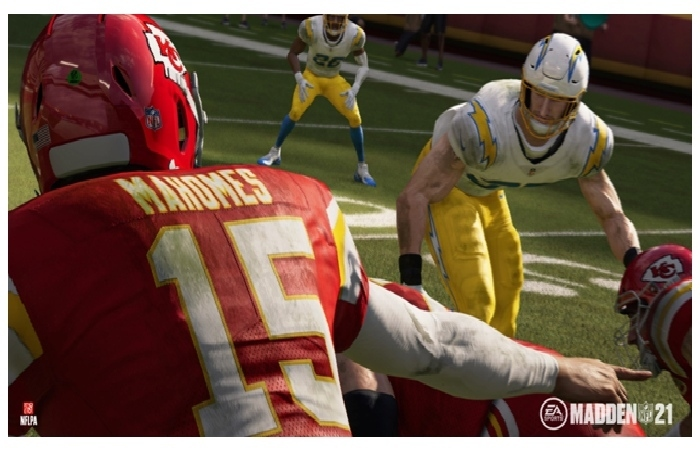 This Year's Flagship - Madden NFL 21