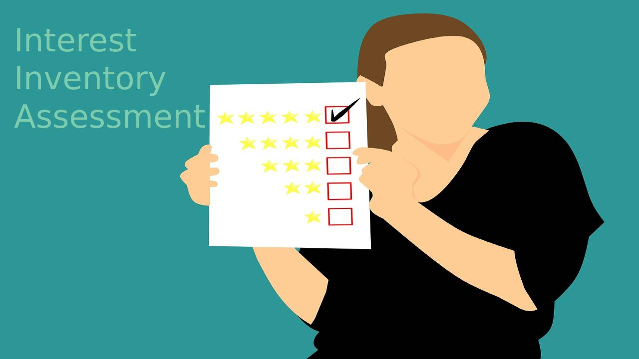 Strong Interest Inventory Assessment to Find a Career