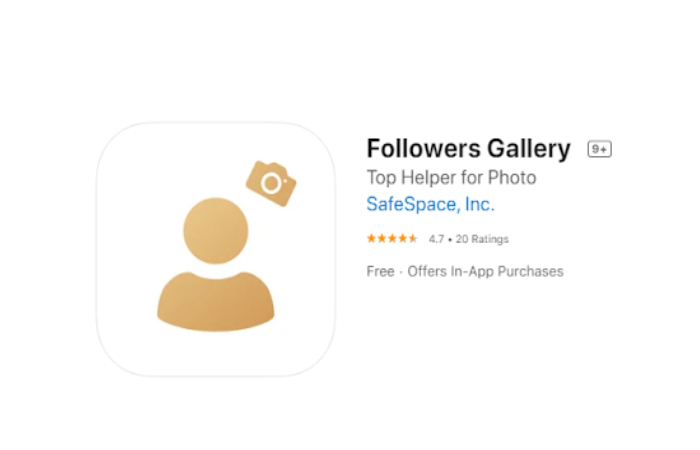 Download the Followers Gallery on Your Device - 1k Followers on Instagram in 5 Minutes