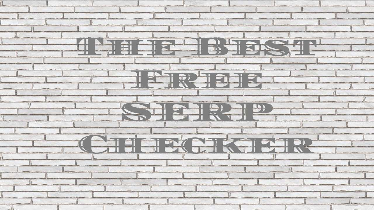 Zutrix Free SERP Checker: Why It's The Best SEO Tool Out There