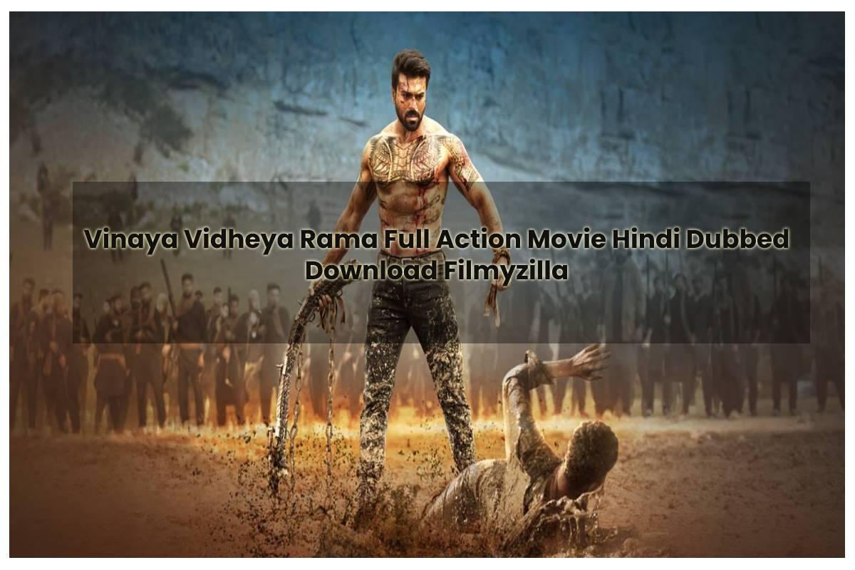 Vinaya Vidheya Rama 2019 Full Action Movie Hindi Dubbed Download Filmyzilla