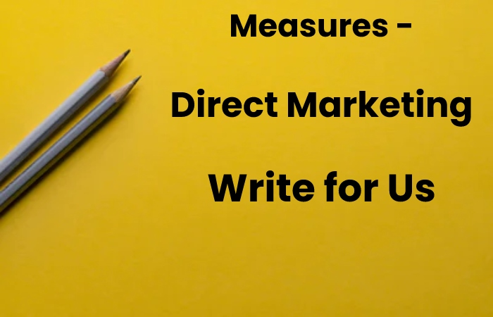 direct marketing write for us
