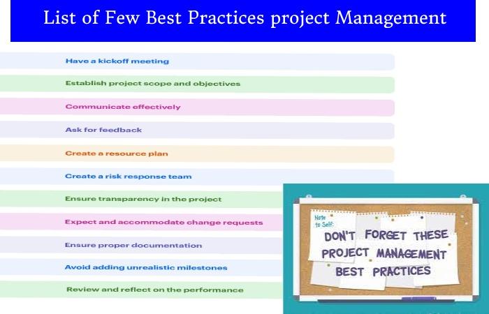 Project Management Best Practices (1)