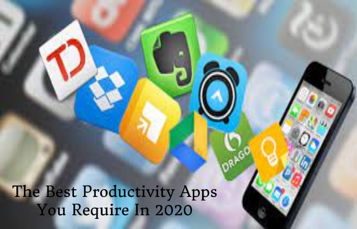 5 Best Productivity Apps for 2020