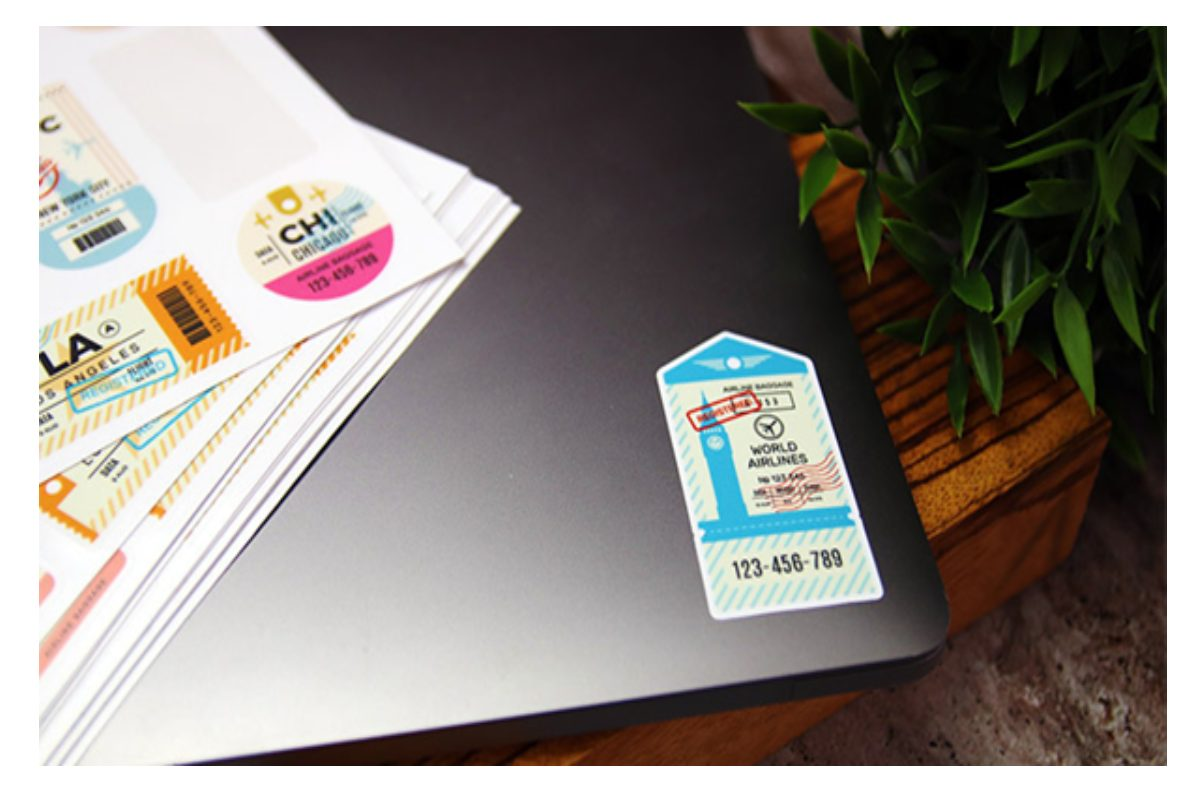 Different Sticker Materials to Use in Every Business Need