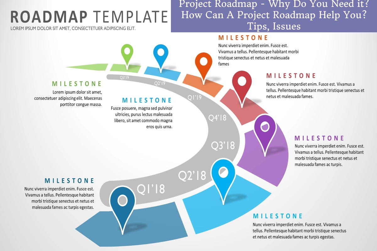 Project Roadmap – Why Do You Need it? How Can A Project Roadmap Help You? Tips, Issues