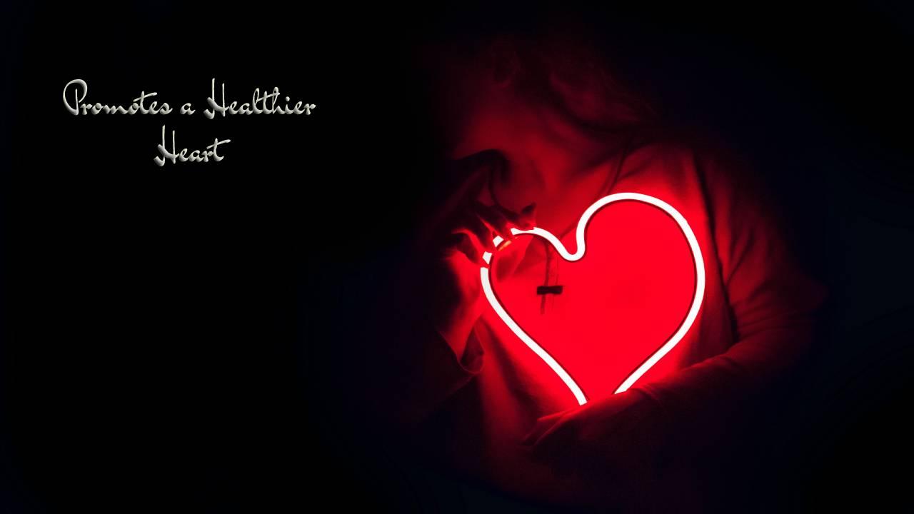 Promotes a Healthier Heart